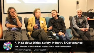 AI in Society - Ethics, Safety, Industry & Governance