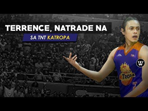Terrence Romeo, Na-Trade na sa TNT Katropa