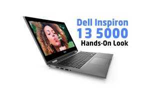 The Dell Inspiron 13 5000 Hands-On Look