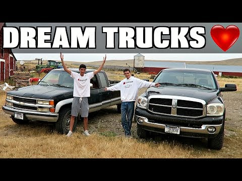 FINALLY Buying A Truck...