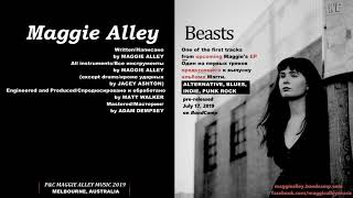 Download Maggie Alley - Beasts (2019, Australia) {Alternative, Blues, Indie, Punk Rock} Video