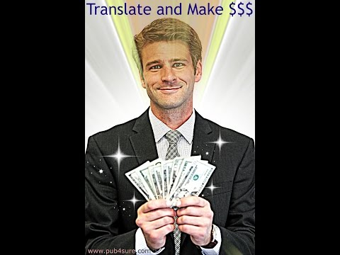 How to Earn Money as a Translator