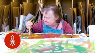Giving Artists With Disabilities a Space to Thrive
