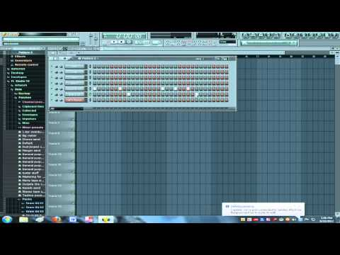 How to make a dubstep song in FL Studio 10 (Part 1: The Intro)