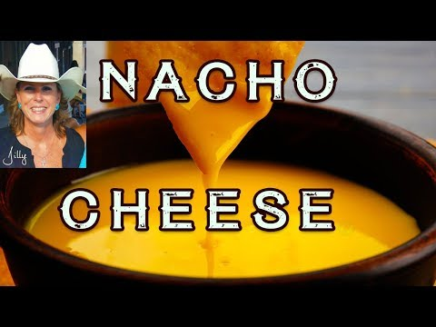 Nacho Cheese Sauce Recipe ~ How to Make Nacho Cheese Sauce from Velveeta