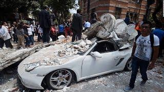 ¿Por qué está temblando tanto en México?