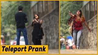 Teleport Prank with Twist - Ft. Twinfknk   The HunGama Films