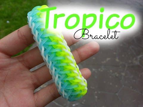 Tropico Bracelet Loom ~ How To