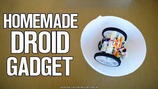 Homemade  Droid Gadget