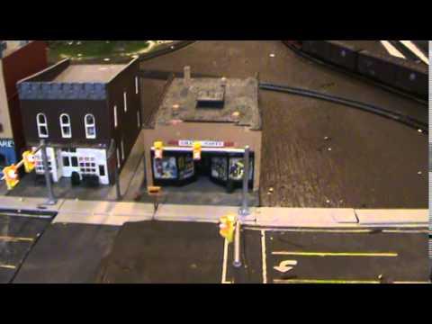 HO Traffic Signals by Miniature Traffic Lights