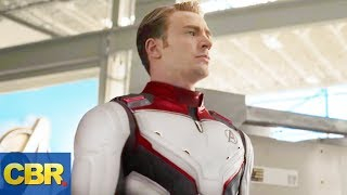 Download The Truth Behind The New Avengers Suits In The Marvel Avengers Endgame Trailer Video