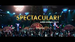 CRAZY RICH ASIANS - Fashion Review :15 (Tickets Now On Sale)
