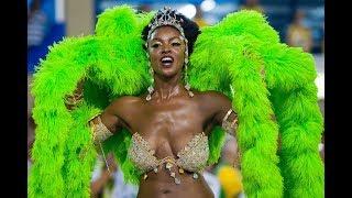 """Brazil : """"Rio de Janeiro Carnival 2018 """""""