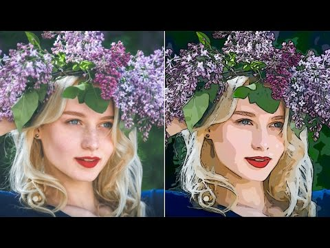How to Cartoonize Any Photos in Photoshop