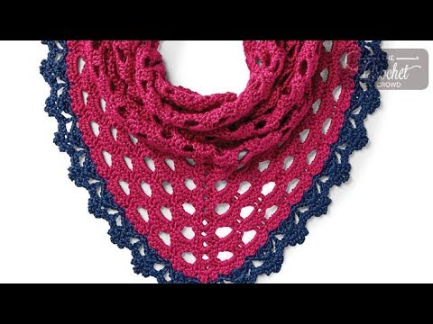 How to Crochet A Shawl: Crochet It For You