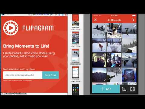 Flipagram The 15 Second Solution
