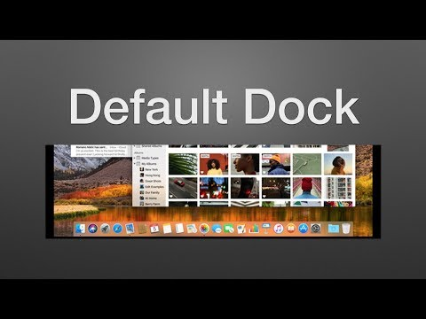 How to Reset Mac Dock to Default with Terminal