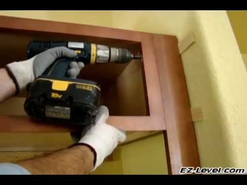 How To Install Wall Cabinets (Part 4 of 4) Remix