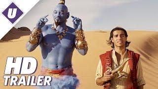 Download Disney's Aladdin (2019) - Official Trailer | Will Smith, Mena Massoud, Naomi Scott Video