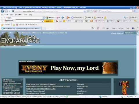 How to download games for Visual Boy Advance (VBA)