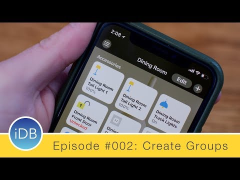 HomeKit Automation #002: How to Properly Group Accessories