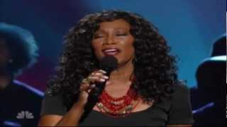 """Yolanda Adams - """"I Love The Lord"""" (Tribute to Whitney Houston) (Live at the 43rd NAACP Image Awards)"""