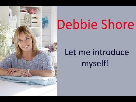 I'm Debbie Shore, let me introduce myself!