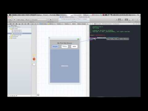 How to Make iOS Apps: Intro to XCode 4 and making your first App