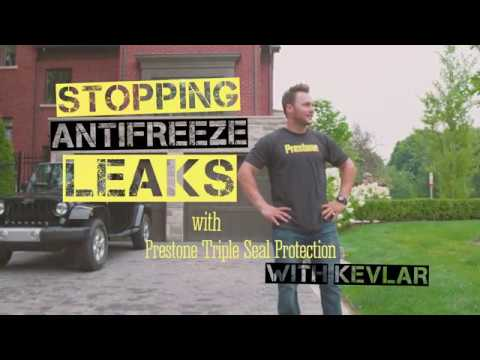 How to Stop a Antifreeze Leak