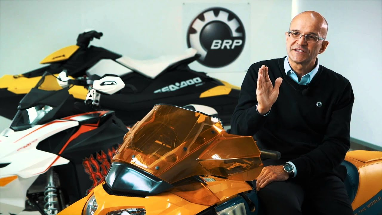 Interview with BRP President and CEO, José Boisjoli