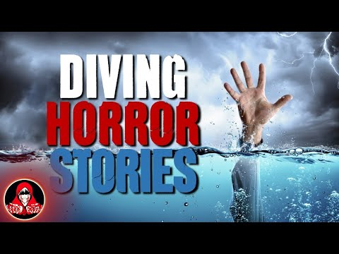 4 Disturbing TRUE Diving Stories - Darkness Prevails