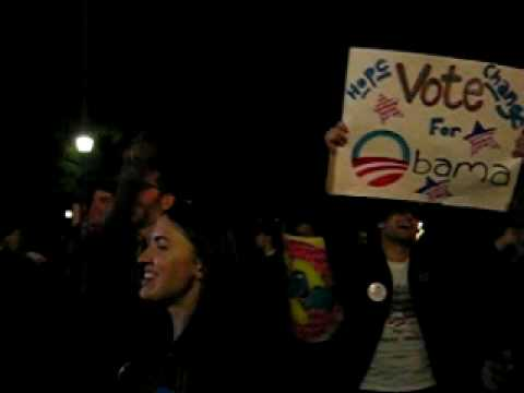 Yes We Did! Live from Union Square