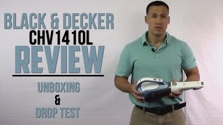 Black & Decker 16V Lithium Cordless Hand Vac CHV1410L Review