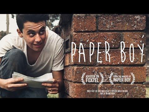 PAPER BOY - SHORT FILM