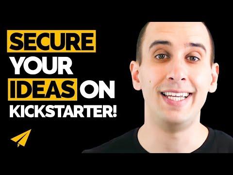 Kickstarter Success - How to prevent your idea from being stolen on Kickstarter