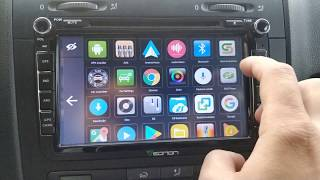 Black V3 - theme for CarWebGuru car launcher Videos & Books