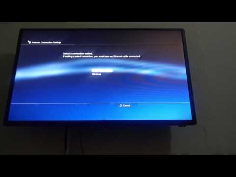 How to connect mobile wi-fi internet on your ps3
