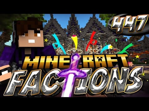 Minecraft: Factions Let's Play! Episode 447 - SKY RAID!
