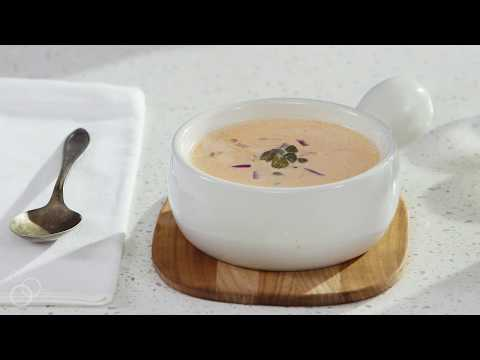 Keto Smoked Salmon Chowder