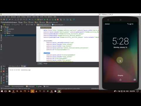 How to Create Android WebView App For Your Website