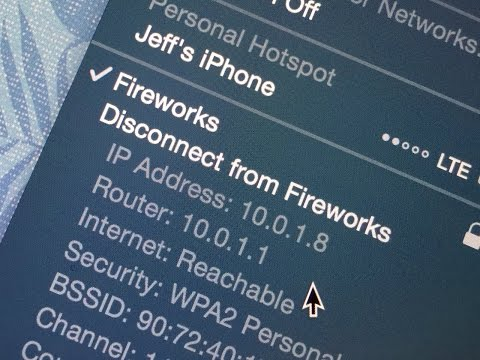 Mac Tip: How to quickly find your Mac's Wi-Fi IP address from the menu bar