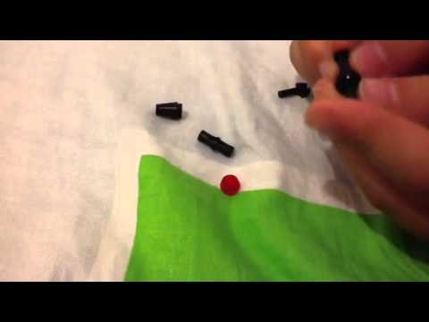 How to make a Lego RPG-7
