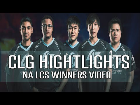 NA LCS Winners Video - CLG #1 2015 Playoffs Highlights