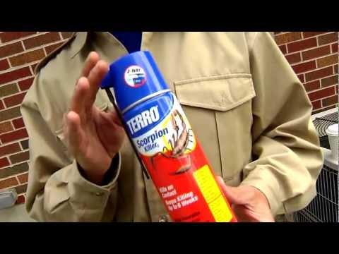 TERRO Scorpion Killer Spray