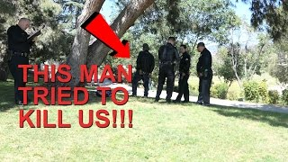 I GOT ROBBED WITH KNIFE! POLICE CAME! (NOT CLICKBAIT)