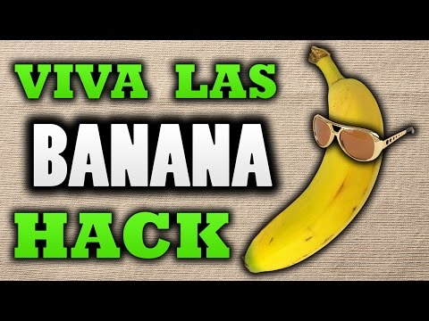 The Real Zombie Banana Life Hack