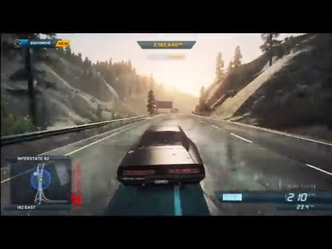 Need for Speed Most Wanted (2012) | 70 Dodge Charger Gameplay