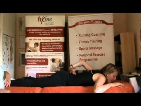 Back strengthening excercises