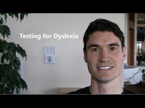 How to Test for Dyslexia - Dyslexia Connect