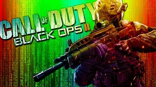"""""""We Have Aimbot!"""" - MODDED Black Ops 2 Public Lobby Madness!"""